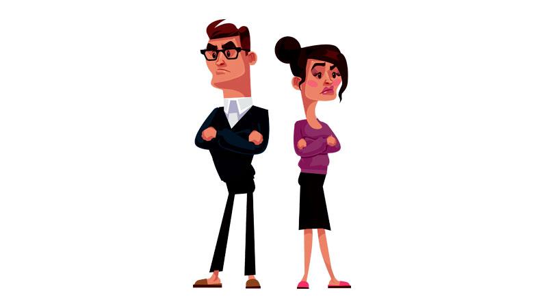 Skilsmisser