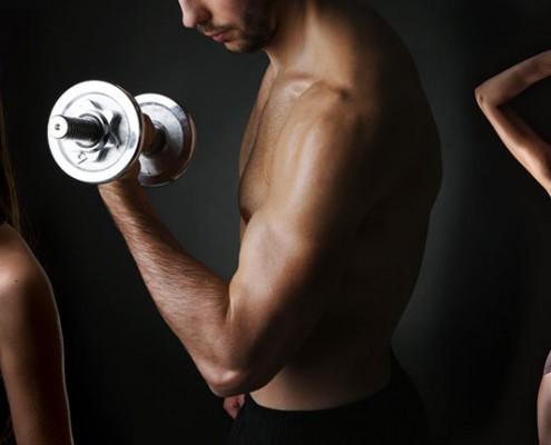 her er de fem grunde til du skal gaa i fitness