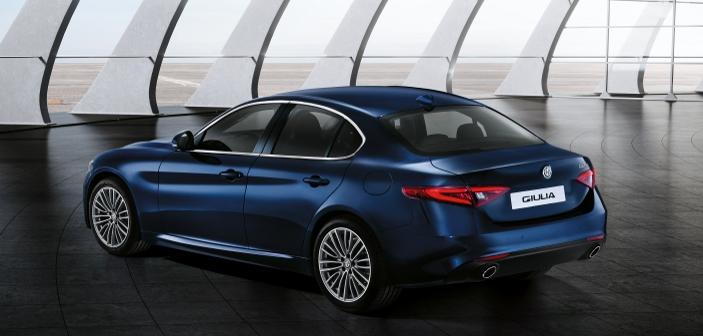 Alfa Romeo præsenterer deres nye topmodel på årets Motor Show i Geneve.