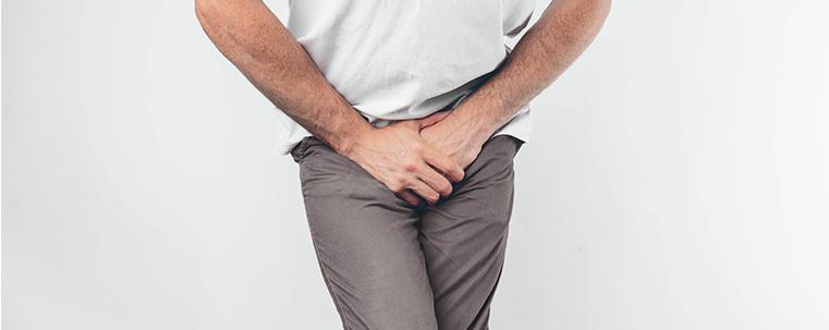 inkontinens mænd behandling