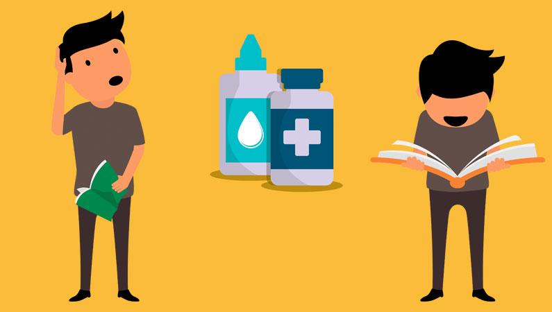 Medicin brugsanvisning