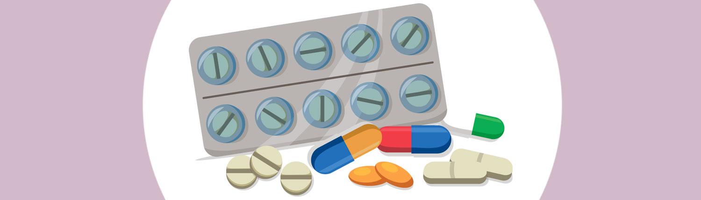 Piller tabeletter