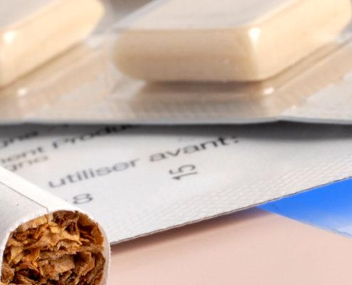 Nikotinerstatning