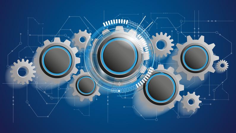 Digitalisering af arbejdsprocesser