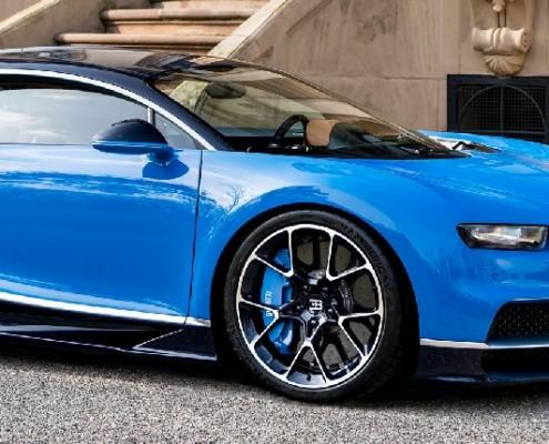 Bugattis nye superbil trækker fra de fleste andre biler