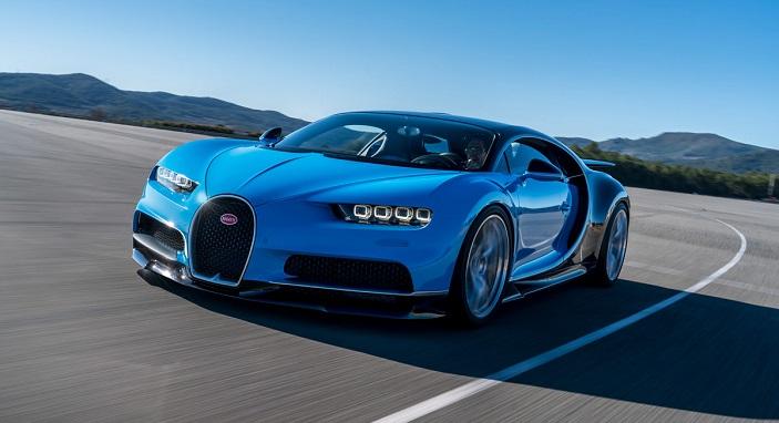 Bugattis nye superbil har imponerende 1.500 Hk