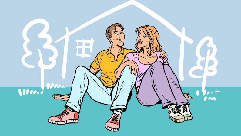 Hvad er dit drømmehus?
