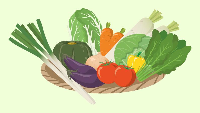 Spis grove grøntsager