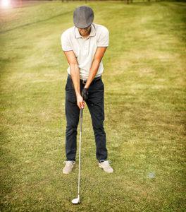saadan bliver du golfspiller