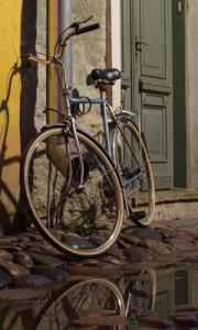det er ulovligt at cykle