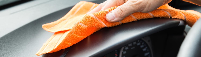 Gode råd til rengøring af bilen
