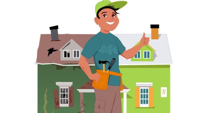 Renovering af huset