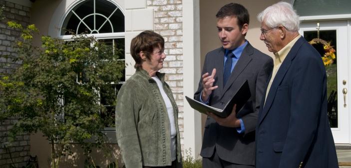 Det er vigtigt at have tillid til sin ejendomsmægler