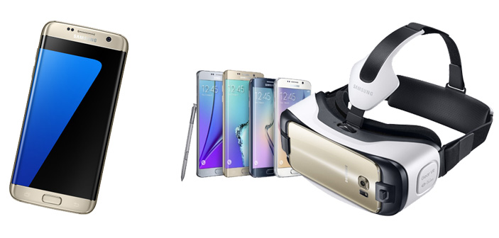 samsung 7 edge og virtual reality