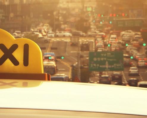 spar penge paa en rigtig taxi