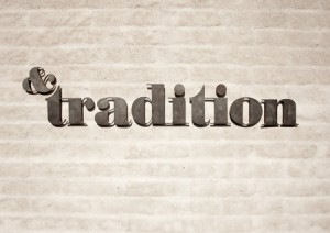 hvem er &tradition